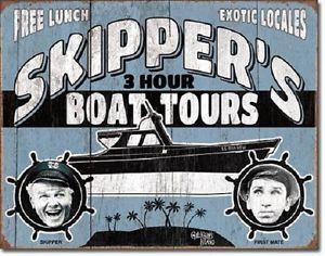 Skipper's Boat Tours Gilligan's Island