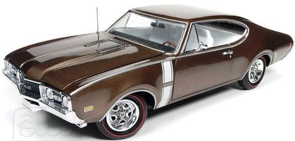 Oldsmobile cutlass 442 1968