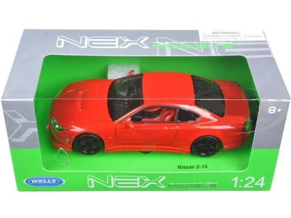 Nissan S-15 Silvia