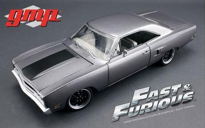 Plymouth GTX 1970 Fast and Furious -  Hammer