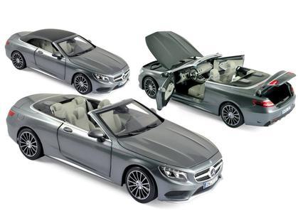 Mercedes-Benz S-Klasse Cabriolet 2015