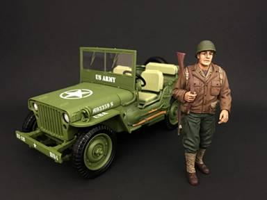 Army WWII Figure