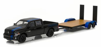 Dodge RAM 1500 MOPAR Edition with Flatbed Trailer