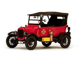 1925 Ford Model T Touring ( Fire Chief )