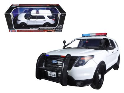 2015 Ford Interceptor Utility Police