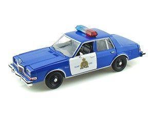 1986 DODGE DIPLOMAT POLICE GRC