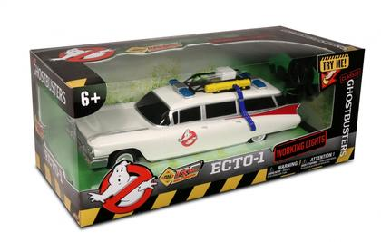 GHOSTBUSTERS ECTO-1 WITH WORKING LIGHTS R/C