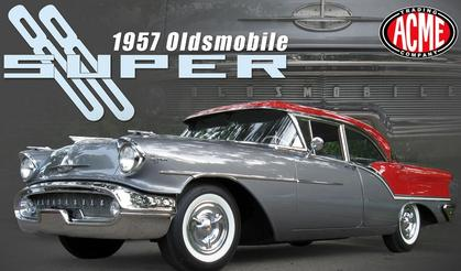 Oldsmobile Super 88 1957