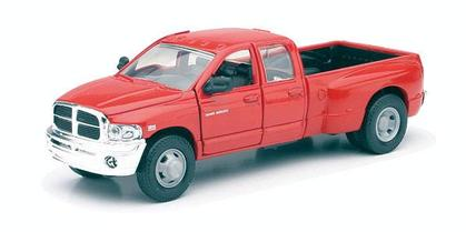 Dodge Ram 3500 Pickup Truck in Red NewRay