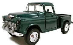 1955 Chevrolet Step-Side Pick Up