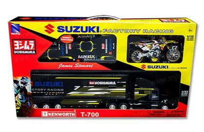 Yoshimura Suzuki Factory Team Gift Set
