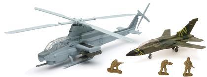 Bell AH-1Z Cobra W/ Tornado Set