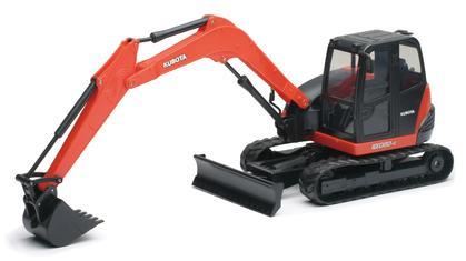 Kubota Excavator KX080-4