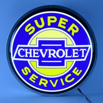 SUPER CHEVROLET SERVICE 15