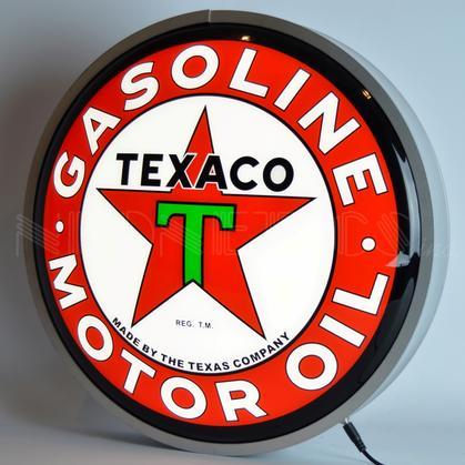 TEXACO MOTOR OIL 15