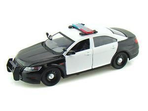 Ford Interceptor Police Concept