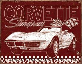 Corvette - 69 StingRay