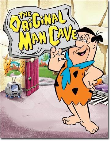 Flintstones - Man Cave