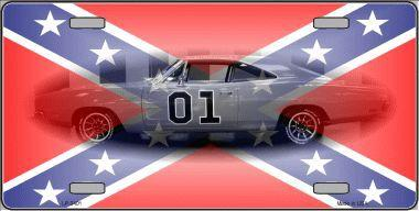 CONFEDERATE FLAG CHARGER