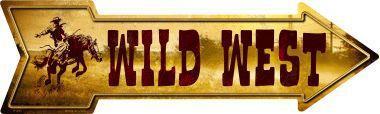 WILD WEST  - 17'