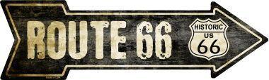VINTAGE ROUTE 66  - 17'
