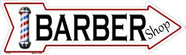 BARBER SHOP  - 17'