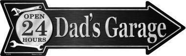 DADS GARAGE  - 17'