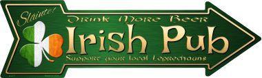 IRISH PUB   - 17'