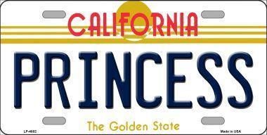 PRINCESS CALIFORNIA