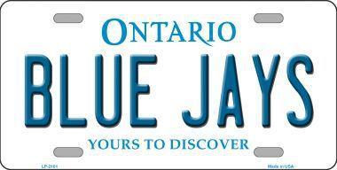 BLUE JAYS TORONTO CANADA PROVINCE