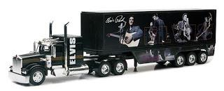 KENWORTH W900 Elvis