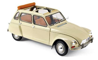 Citroën Dyane 6 1970
