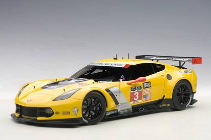 CHEVROLET CORVETTE C7R DAYTONA 24HRS GTLM 2015 WINNER #3
