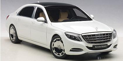 MERCEDES MAYBACH S-KLASSE S600