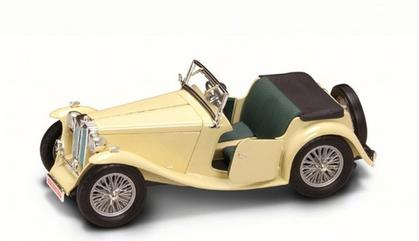 MG TC Midget 1947