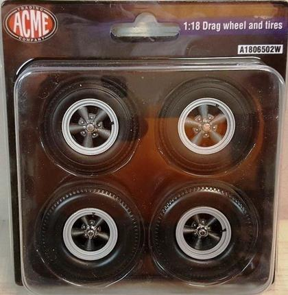 Set of 4 Torque Thrusts/AWB Drag Tires (Nov 22)