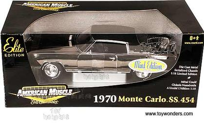 1970 CHEVROLET MONTE CARLO SS 454 Chase Car