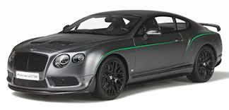 Bentley Continental GT3-R Satin Grey