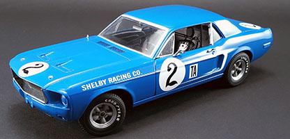 #2 1968 Shelby Mustang - Dan Gurney - Acme Exclusive