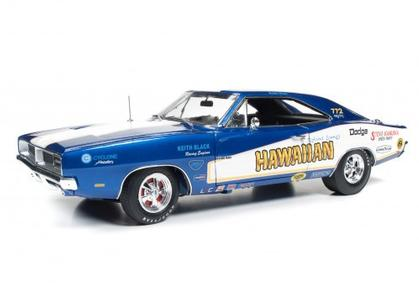 DODGE CHARGER 1969 HAWAIIAN FUNNY CAR (TRIBUTE)