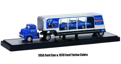 1956 Ford COE with 1970 Ford Torino Cobra
