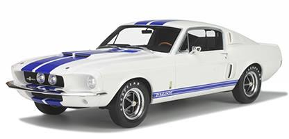 Ford Mustang Shelby GT-500 1967 1/12 (Februarry)