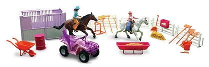 Horse Riding Playset