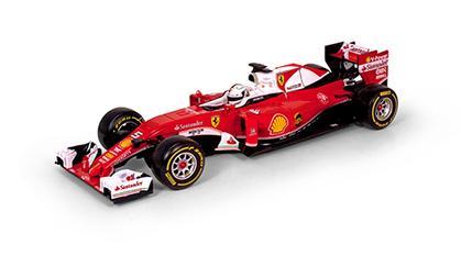 Ferrari F1 SF16-H 2016 #5 Vettel