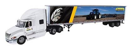 International ProStar+ with 53' Trailer