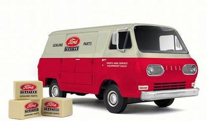 Ford Econoline Van 1960