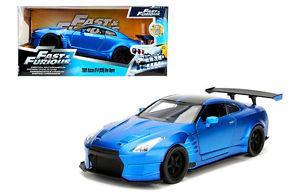 Nissan GT-R (R35) Fast & Furious (Brian Car - Ben Sopra)