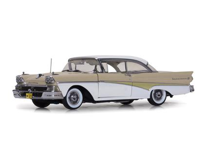 1958 Ford Fairlane 500 HardTop (Platinum)