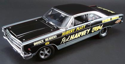Ford Fairlane 1967 HUBERT PLATT