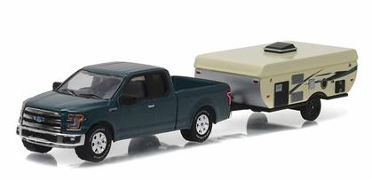 Ford F-150 2015 & Pop-Up Camper